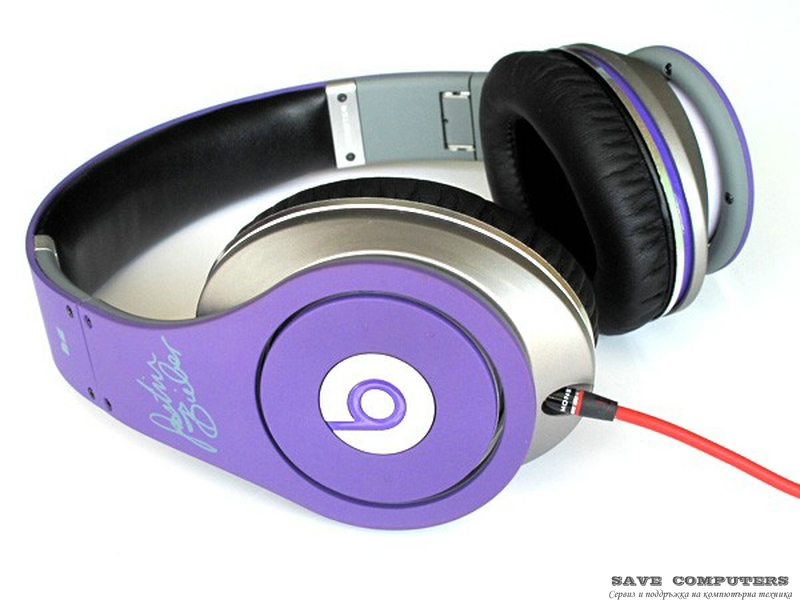 Слушалки Beats by dr.Dre Monster Justin